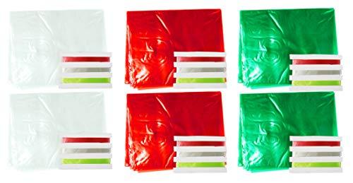 - Black Duck Brand Set of 6 Elegant Shrink Wrap 24