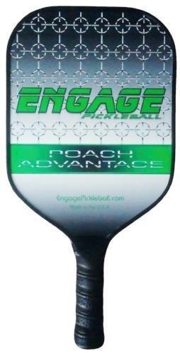 Engage Poach Advantage (Next generation) Pickleball paddle (Green (7.5 -7.8 oz))