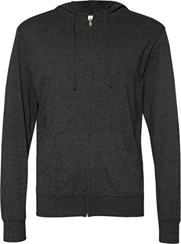 discount Independent Trading ITC Men's Lightweight Hoodie SS150JZ save more