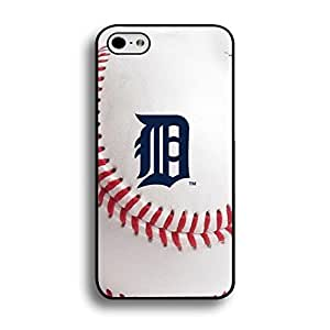 Creative Style034 Superb Series Detroit Tigers Design Baseball Team Mark Slim Fit Case Cover for Iphone 6 Plus / 5.5 Inch