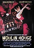 Moulin Rouge - Movie Poster: Regular (Size: 27'' x 39'')