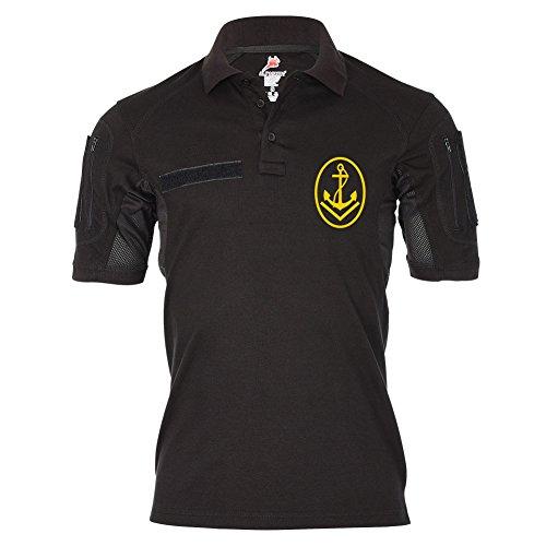 (Tactical Poloshirt Alfa Chief Petty Officer Bosun rank insignia Marine)