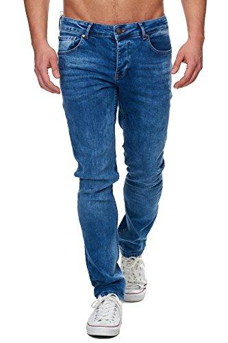 Jeans Blau Zip Tazzio Tazzio Jeans Uomo qETzxX8nw