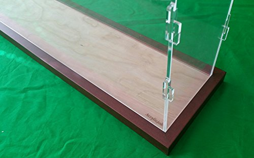 """35""""L X 6""""W X 12""""H Table Top Display Case showcase for Ocean Liner Cruise Ships Collectibles LGB and G Scale Train"""