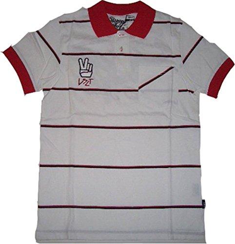 VSCT Snake Polo Shirt. Erstklassiger Tragekomfort. Gerippte Bündchen für beständige Passform und Haltbarkeit. 100% Baumwolle.