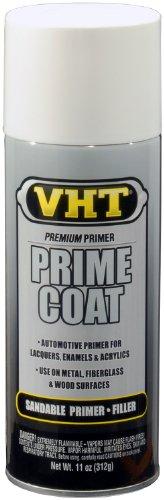 VHT ESP301007 Prime Coat White Sandable Primer Filler Can - 11 oz.