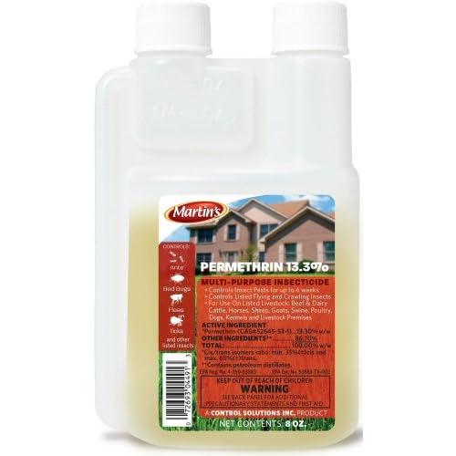 hot sale Martin's Permethrin 13.3% Multi-Purpose Insecticide 8oz