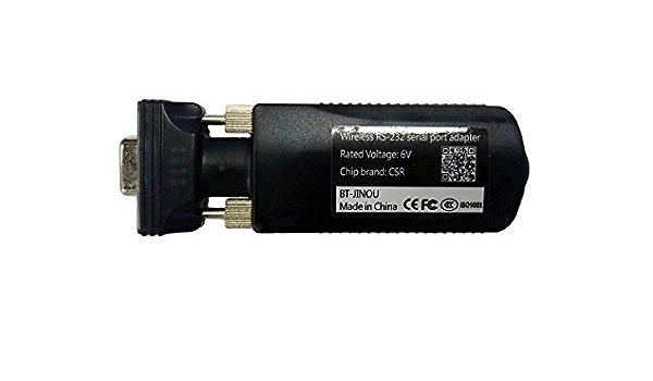 Jinou RS232 3.0 - Adaptador de conector RS232 a Bluetooth ...