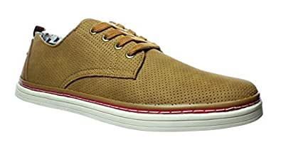 Ben Sherman Men's Brahma Derby Brown Size: 40 M EU