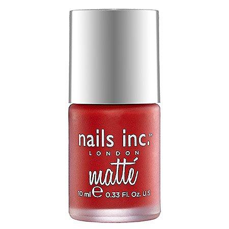 nails inc. Matte Nail Polish Gatwick 0.33 - Shops Gatwick