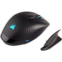CORSAIR Dark Core - RGB Wireless Gaming Mouse - 16,000 DPI Optical Sensor - Comfortable & Ergonomic