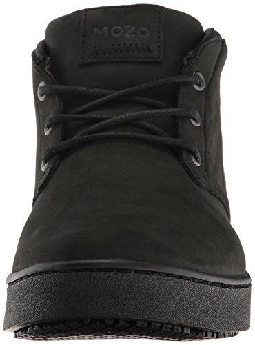 MOZO Men's Finn Chukka Slip Resistant Leather Boot Black buy cheap factory outlet tLkxsen