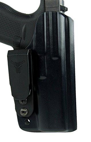 Blade-Tech Industries Inside The Waistband Klipt Appendix Fits Springfield XDS with Barrel Holster, Black