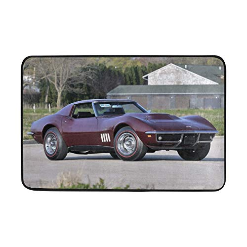 Chevrolet Corvette Stingray C3 1969 L88 427 Coupe Doormat for sale  Delivered anywhere in USA