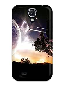 Galaxy S4 Case Cover Skin : Premium High Quality Universe Voyage Case