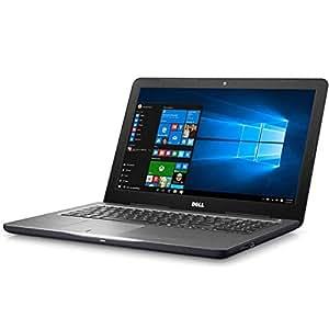 Dell Inspiron 5567 Laptop - Intel Core i7-7500U, 15.6-Inch FHD, 2TB, 8GB, 4GB VGA, En-Ar Keyboard, Win 10, Glossy Black