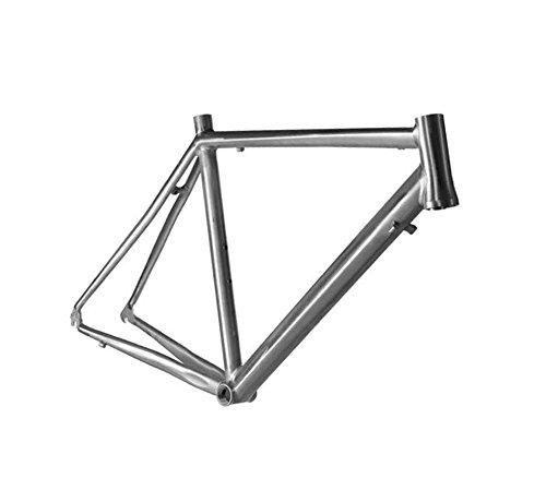 Ridewill Bike Rahmen Corsa Weg Aluminium konisch BSA Größe 57 (Corsa) Frame Road Race Alloy TapeROT BSA Größe 57 (Race)