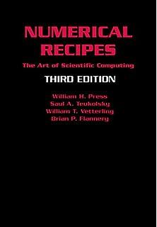 Numerical Recipes In Fortran 77 The Art Of Scientific Computing