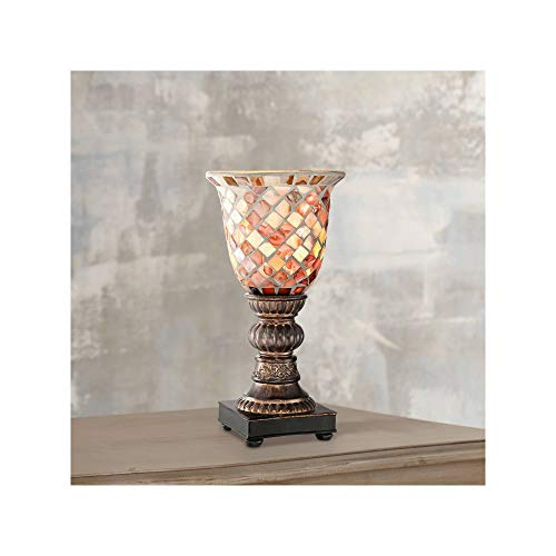 Traditional Uplight Accent Table Lamp 12