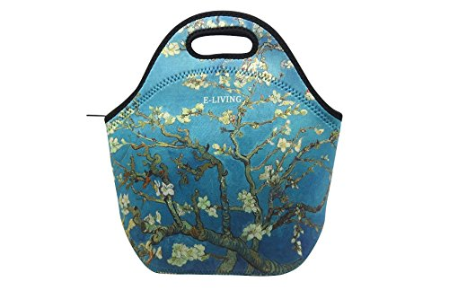 E Living Neoprene Lunch Tote Bag product image