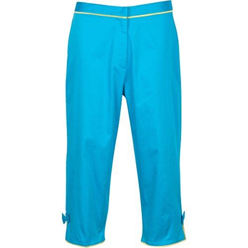 Stretch Cotton Cropped Pants - 3