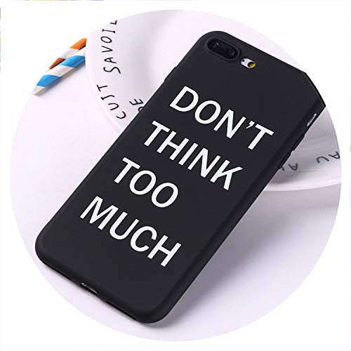 - No Buy No Bye for iPhone 8 8Plus X 7 7Plus Stick Figure Memes Cool Quote Funny Words Soft TPU Silicone Matte Case for iPhone 6 6S 5,1,for iPhone XR