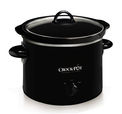 Crock-Pot SCR200-B Manual Slow C...