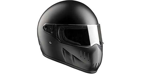 57//58 color negro mate M Bandit EXX II Casco de moto