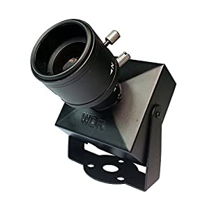 "SDI Camera,CrazyFire HD 1080P SDI WDR CCTV Mini Camera,1/3"" Panasonic 2.0MP 2.8-12mm Zoom Digital Security Camera"