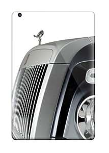 Ipad Mini/mini 2 Case Slim [ultra Fit] Rolls Royce Background Protective Case Cover