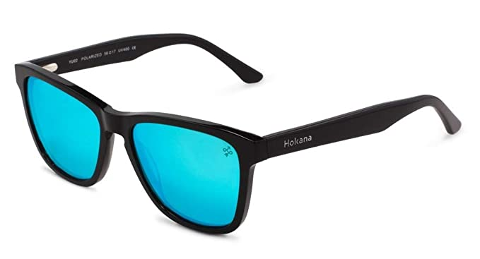 Hokana Sunglasses BLACK GLARE - CLEAR YUMA | YU02: Amazon.es ...