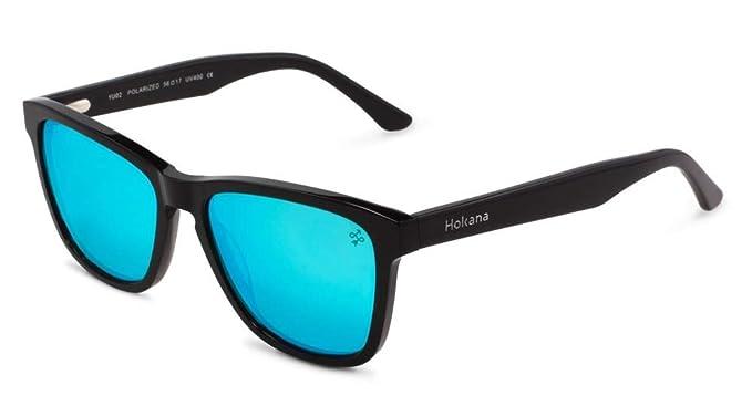 Hokana Sunglasses BLACK GLARE - CLEAR YUMA   YU02: Amazon.es ...