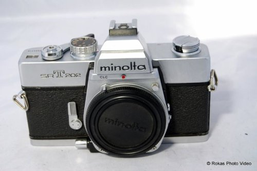 Minolta Srt 202 | Digitalcamerai