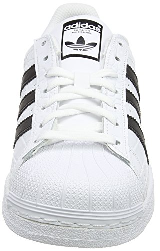 Adidas Superstar - Bz0198 - Couleur Blanche - Taille: 11.5