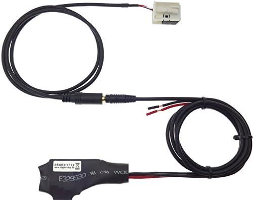 Bluetooth Mp3 Adapter Aux Kabel Most Stecker Radio Kompatibel Mit 1er 3er 5er 6er 7er X3