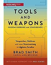Tools and Weapons – Digitalisierung am Scheideweg: Versprechen, Gefahren und neue Verantwortung im digitalen Zeitalter