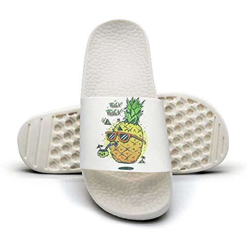 Women Fashion Slippers Sandals Casual Juicy Vacation Pineapple