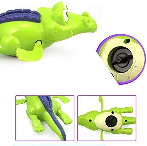 Zengbuks Baby Cute Tartaruga Pesce Animali Bagno Giocattolo Divertente Primavera Nuoto Tartaruga Creativo Vasca da Bagno Gioco per Bambini Ragazzi Ragazze Multicolore