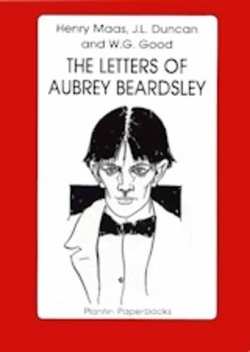 The Letters of Aubrey Beardsley - Nouveau Silver Letters