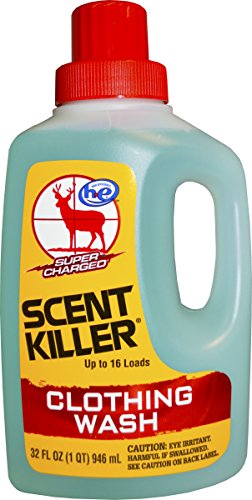 Scent Killer 546-33 Wildlife Research Super Charged Clothing ()