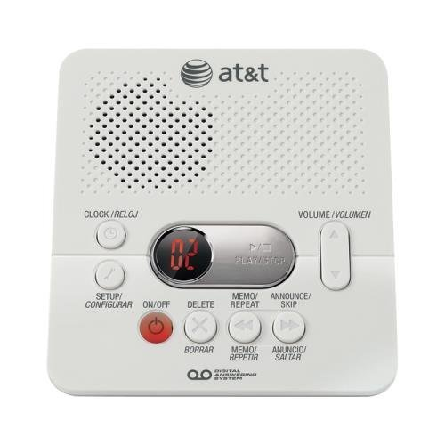Atamp;T 1740 Digital Answering Machine [並行輸入品] B079KJFYMP