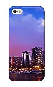 Premium [fVHbOvk3469YsJTb]paris Nights Case For Iphone 5/5s- Eco-friendly Packaging