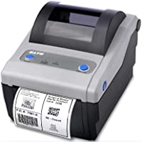 Sato CG408 4.1IN 203 DPI USB IEEE1284 PARALLEL DT PRINTER . . . (142718)