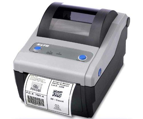 (Sato CG408 4.1IN 203 DPI USB IEEE1284 Parallel DT Printer (142718C))