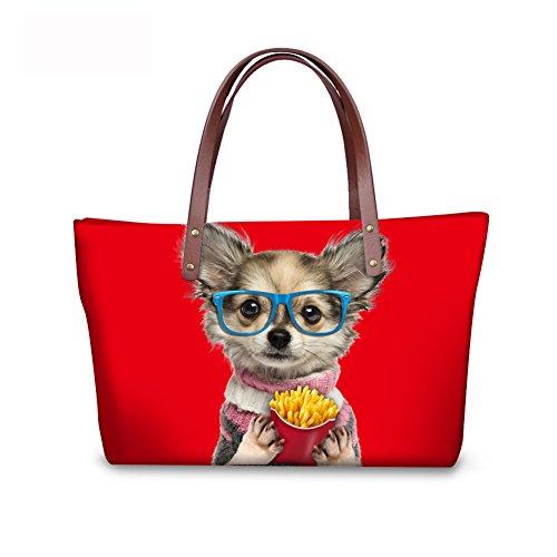 Women Bags Large Shoulder FancyPrint Handbags Casual C8wc0582al RqHZcnWc