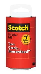 Scotch Lint Roller Refill, 1-Count, 70 Sheets