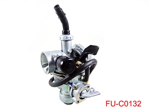 PZ19 Carburetor with Petcock for Kazuma Falcon Panda Lacoste 100cc 110cc Redcat 110cc ATV Quad