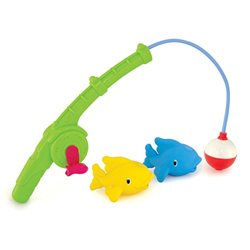 Munchkin Caña de Pescar con Figuras, Multicolor