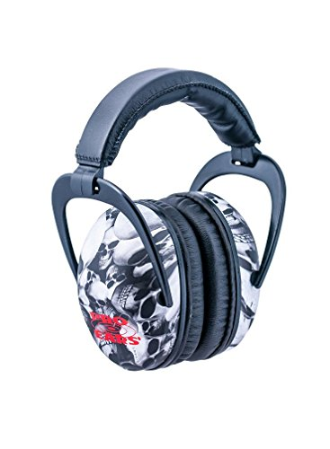 ek - Hearing Protection - NRR 26 - Ear Muffs - Skulls ()