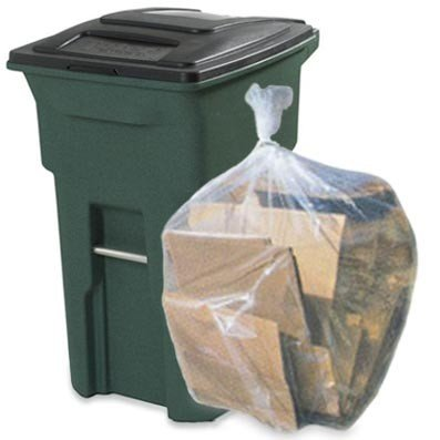 Extra large trash bags